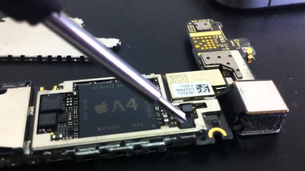 IC nguồn iPhone